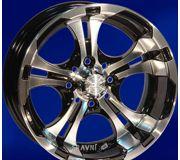 Фото Zorat Wheels 720 (R13 W6.0 PCD4x98 ET0 DIA58.6)