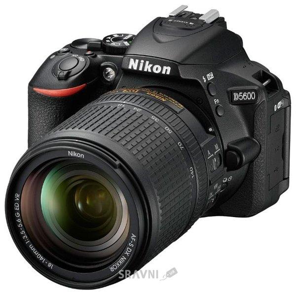 Фото Nikon D5600 Kit