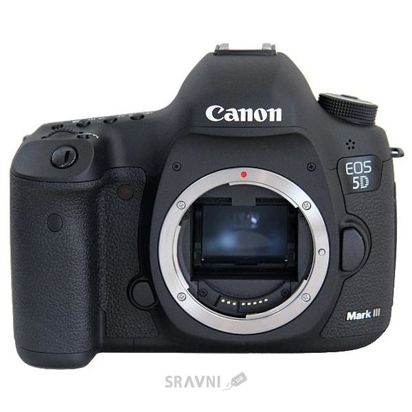 Фото Canon EOS 5D Mark III Body