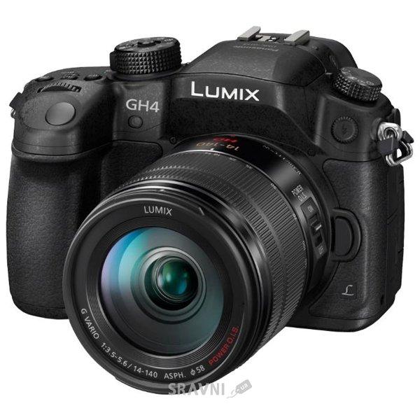 Фото Panasonic Lumix DMC-GH4 Kit