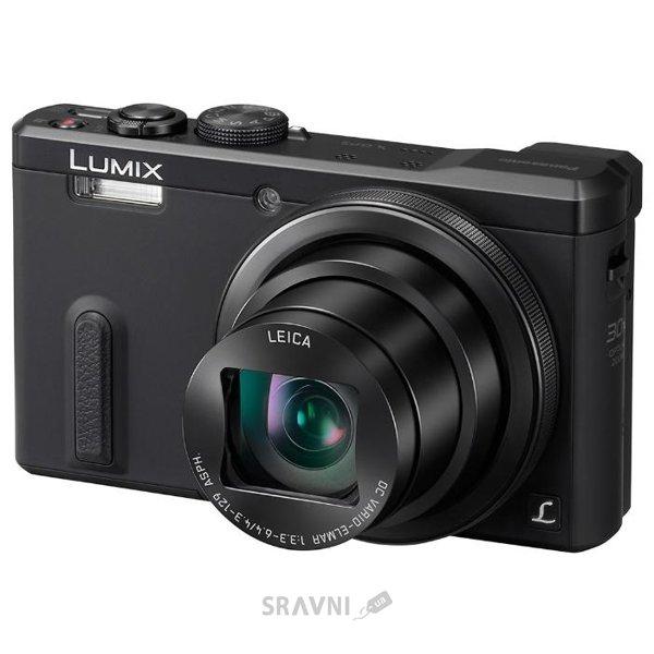Фото Panasonic Lumix DMC-TZ60