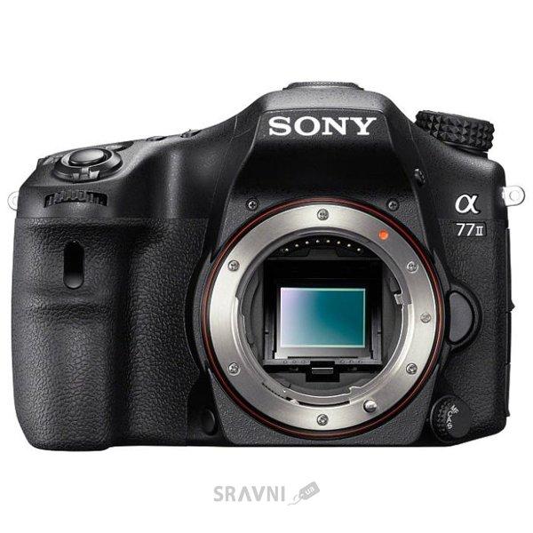 Фото Sony Alpha ILCA-77M2 Body