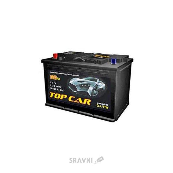 Фото TOP CAR 6СТ-60 Аз