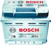 Фото Bosch 6CT-63 АзЕ S5 Silver Plus (S50 050)