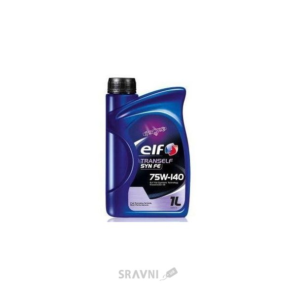Фото ELF Tranself Synthese FE 75W-140 1л