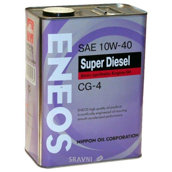 Фото ENEOS Super Diesel 10W-40 4л