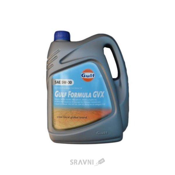 Фото Gulf Oil Formula GVX 5W-30 5л
