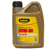 Фото Lubrita MP Gear Oil 80W-90 1л