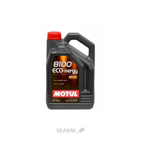 Фото Motul 8100 Eco-nergy 5W-30 4л
