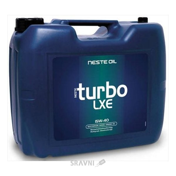 Фото Neste Oil TurboLXE 15W-40 20л