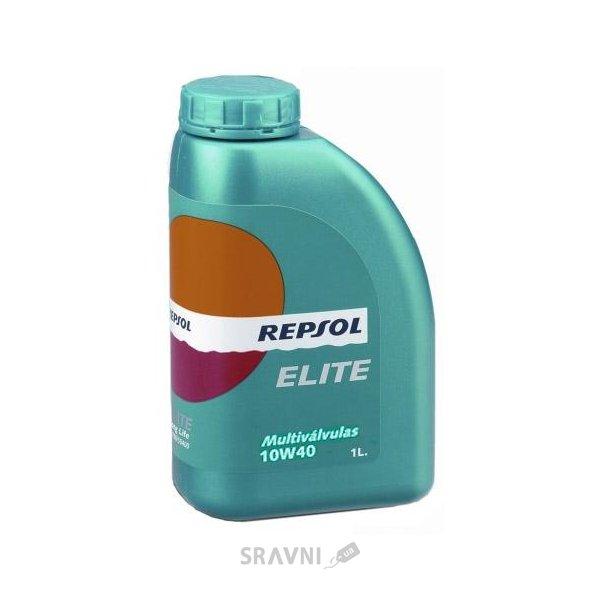 Фото Repsol Elite Multivalvulas 10W-40 1л