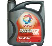 Фото Total Quartz Diesel 5000 15W-40 5л