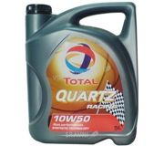 Фото Total Quartz Racing 10W-50 5л