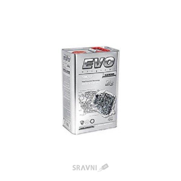Фото EVO Oil E5 10W-40 4л