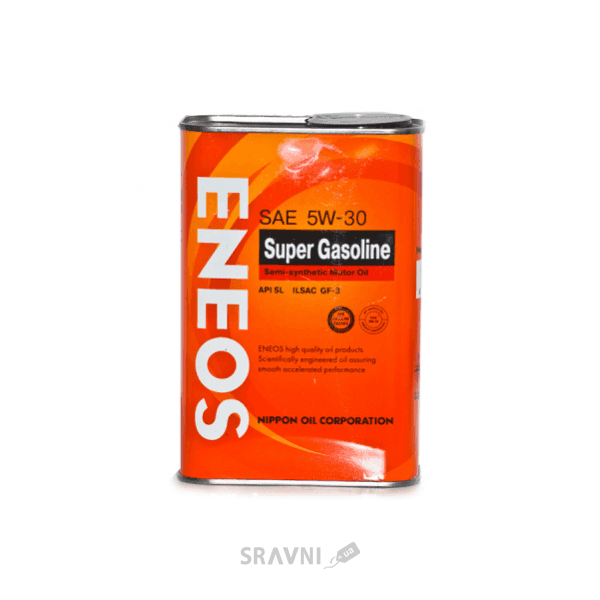 Фото ENEOS Super Gasoline 5W-30 0.94л