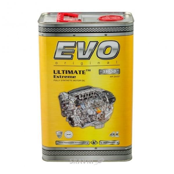 Фото EVO Oil Ultimate Extreme 5W-50 4л