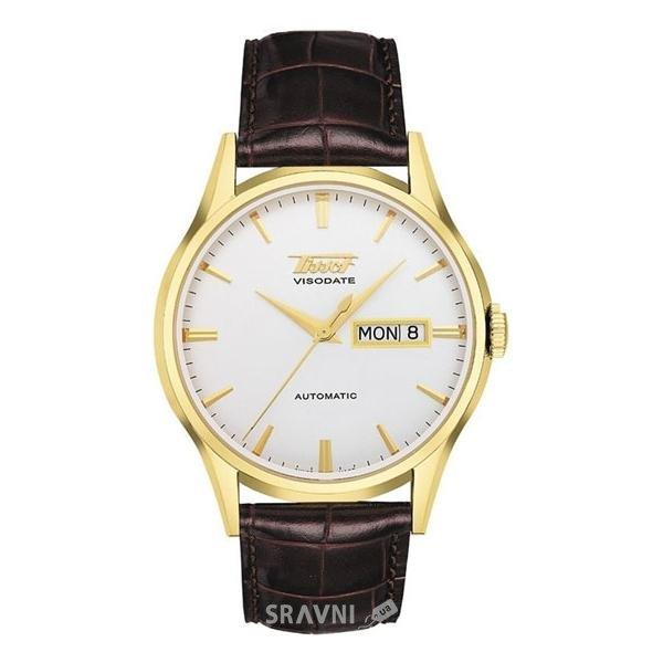Мужские швейцарские наручные часы Tissot T019.430.16.031.01, Мужские швейцарские наручные часы Tissot