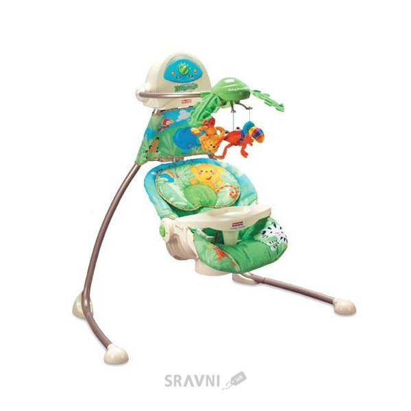 Фото Fisher Price Fisher-Price Джунгли J8518