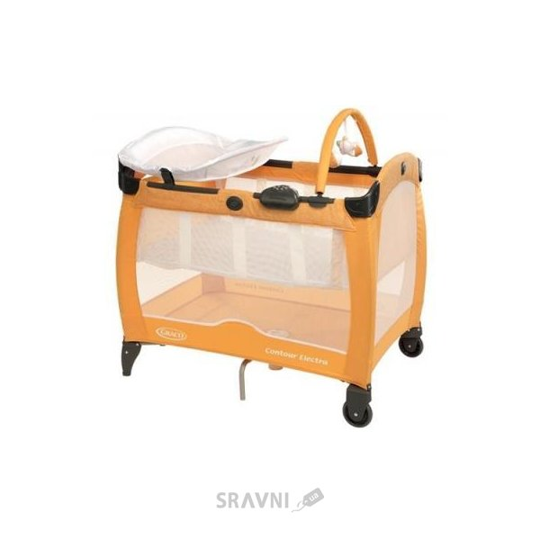 Фото GRACO Contour Electra Hide and Seek