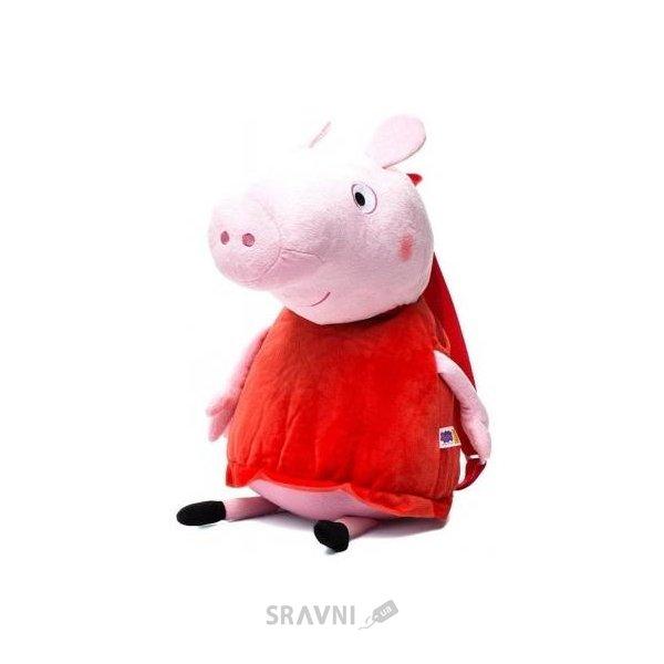 Фото Peppa Pig Рюкзак детский Пеппа 52 см (25103)