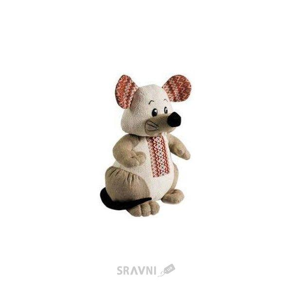 Фото Левеня Мышка Левко 40 см (К274А)
