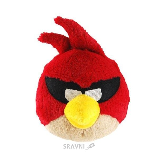 Фото Commonwealth Angry Birds Space Птичка красная, 12 см, звук (92571)