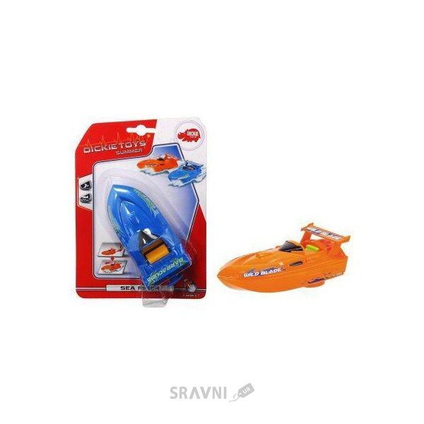 Фото Dickie Toys Скоростной катер (3772001)