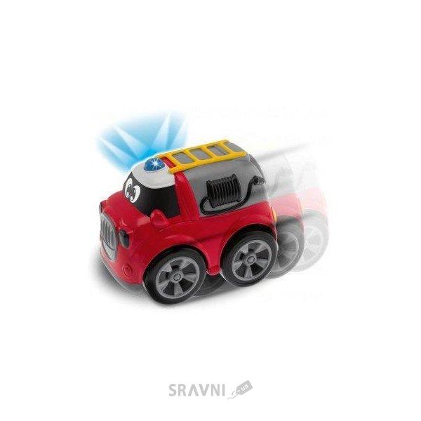 Фото Chicco Машина Francis Fire серии Turbo Team (07902.00)