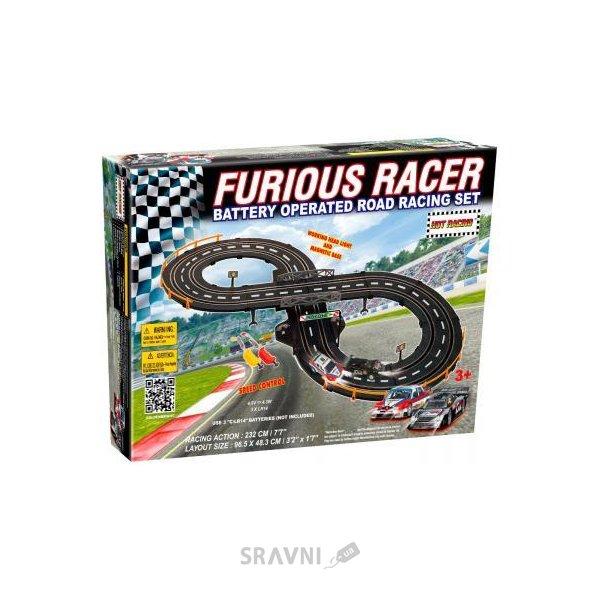 Фото GOLDEN BRIGHT Трек Furious Racer, 232 см (6030)