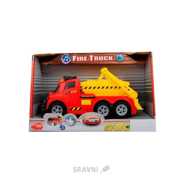 Фото Dickie Toys Функциональный автомобиль с контейнером (3413581)