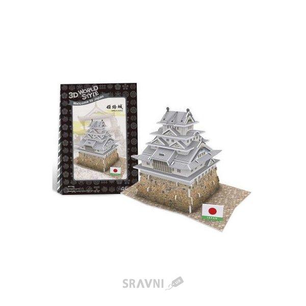 Фото CubicFun Япония. Замок Химедзи (W3150h)