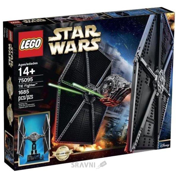 Фото LEGO Star Wars 75095 Истребитель TIE Fighter