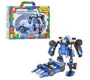 Фото S+S Toys Очумелые игрушки ES80385R 127 деталей
