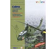 Фото Умная бумага Вертолет Кобра цвет зеленый (190-01)
