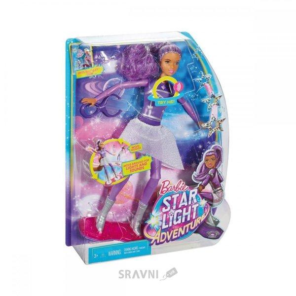 Фото Mattel Barbie на ховерборде из м/ф Звездные приключения (DLT23)