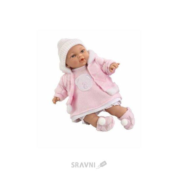 Фото Arias Кукла со звуковыми эффектами в розовой шубке (50069)