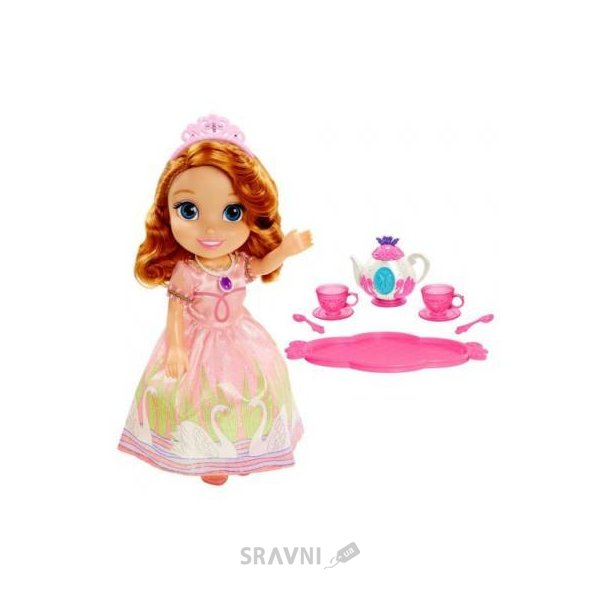 Фото JAKKS Pacific Disney Sofia the First Посуда (98853)