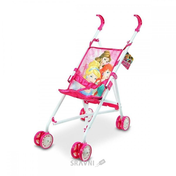 Фото Disney Коляска для куклы Princess (D1001P)