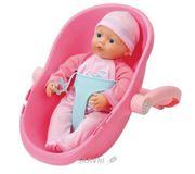 Фото Zapf Creation Baby Born Кукла-пупс с креслом-переноской (822494)