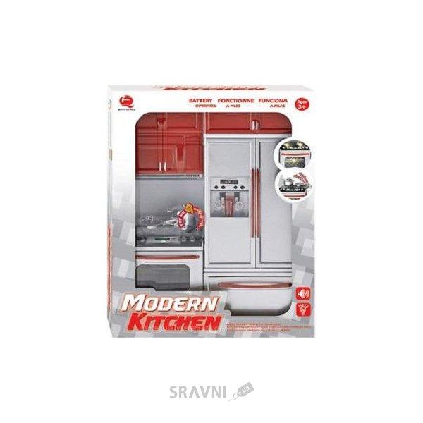 Фото QunFengToys Кукольная кухня Современная кухня 1 (26212)