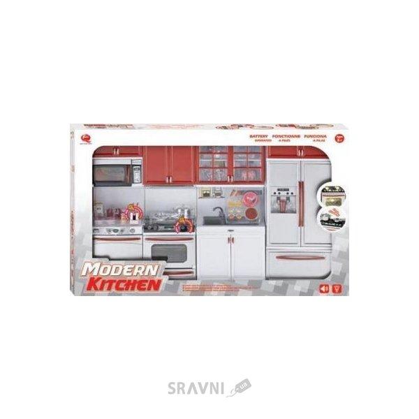 Фото QunFengToys Кукольная кухня Современная кухня (26211)