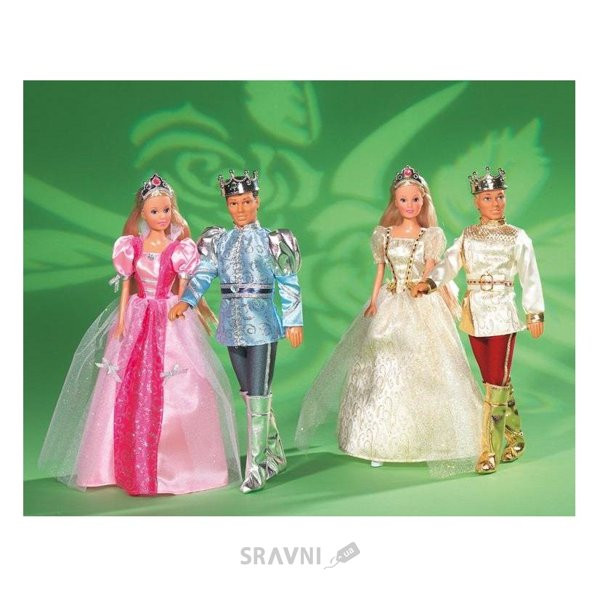 Фото Simba Штеффи Принцесса и Принц (5735456)