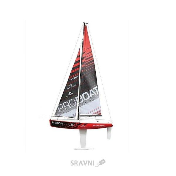 Фото Pro Boat Парусная яхта Ragazza 1M V2 2300 мм RTR (PRB07003)