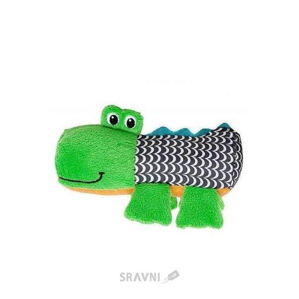 Фото BRIGHT STARTS Забавный крокодил (52024)