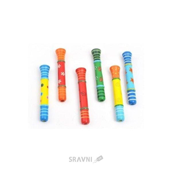 Фото Мир деревянных игрушек Свисток-пищалка (Д311)