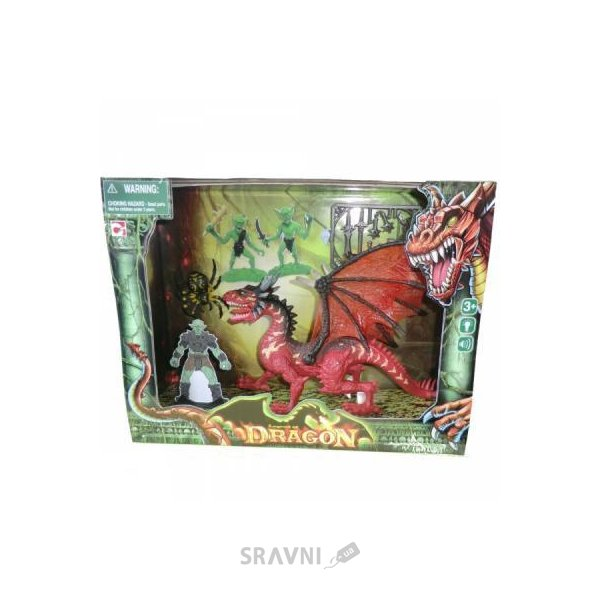 Фото Chap Mei Легенды про драконов (519002)