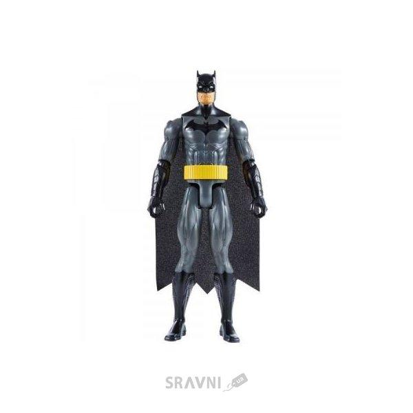 Фото Mattel Batman в серо-черном костюме 30 см (CLL47)