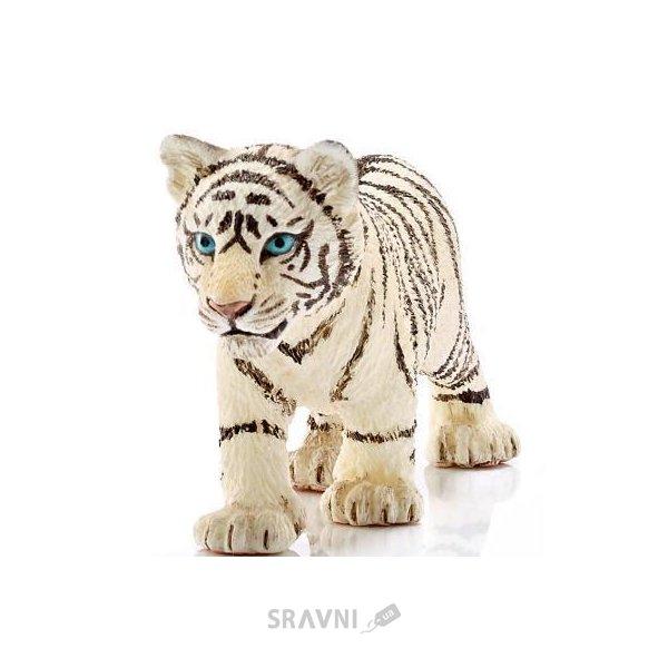 Фото Schleich Белый тигренок (14732)
