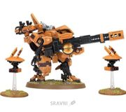 Фото Games Workshop Фигурки для сборки Tau Empire XV88 Broadside Battlesuit (99120113045)