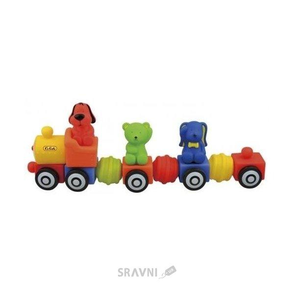 Фото K's Kids Веселый поезд Патрик и друзья (10654)